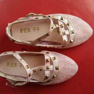 NEW-Sepatu Fashion Anak (Size 30)