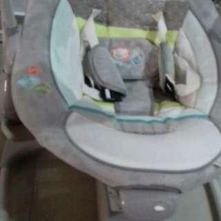 Bright starts ingenuity baby swing