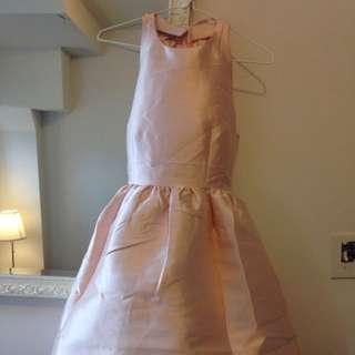 Kate Spade Pale Pink Cocktail Dress