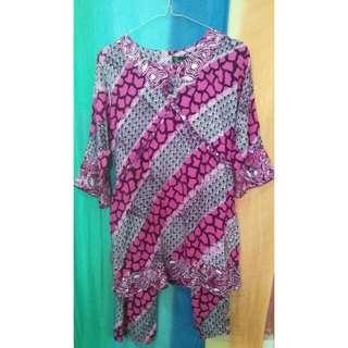 Stelan batik Toba