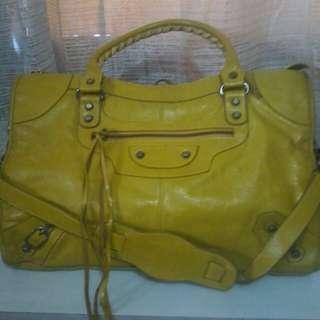 RUSH SALE - REPRICED Balenciaga giant 2 way bag