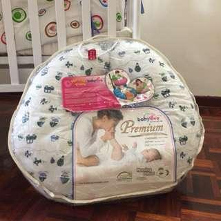 Preloved! Babylove Premium nursing pillow