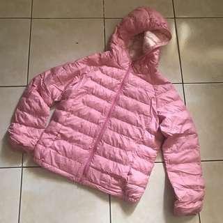 Uniqlo winter jacket for kids (size 130)