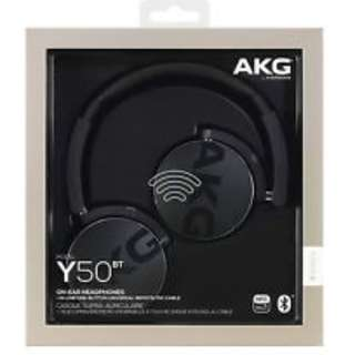 🎖Award Winner AKG by HARMAN, Y50BT Headphones 🎧 Perfect Xmas/Birthday Gift 🎁 for Him/Her.