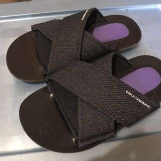 Y-3 Hikari Adidas Yohji Yamamoto sandals size 7 US