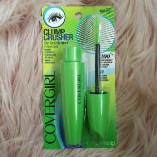 Cover girl Clump Crusher Mascara