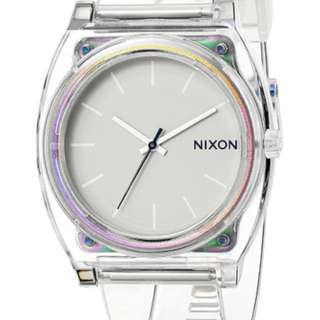 Nixon Time Teller P Watch Translucent