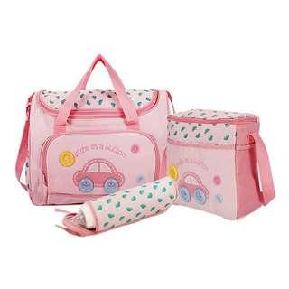 Baby Mommy bag cars design