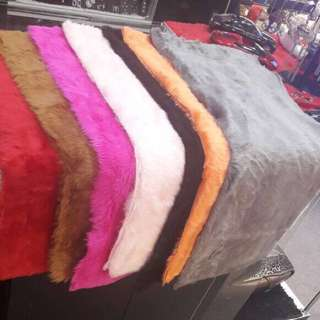 Brand new fur dashboard cover!!!! Limited sets!!!