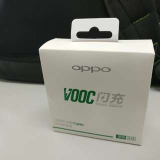 Oppo VOOC micro USB charger cable