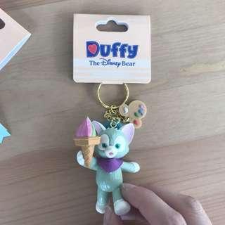 迪士尼傑拉托尼貓鑰匙圈