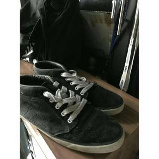 Macbeth Hensley Black/White Size 43