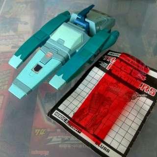 Transformers g1 vintage blurr