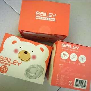 BN Bailey breast pads nursing pads