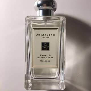 Jo Malone Peony&Blush Suede Cologne