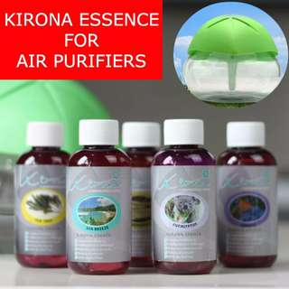 FREE DELIVERY OPTIONS! 30ML TRIAL SIZE AVAIL! Kirona Essence Essential Oil for water air purifiers. Lemongrass, Eucalyptus, Lavender, Citronella, Rosemary, Peppermint, Tea Tree