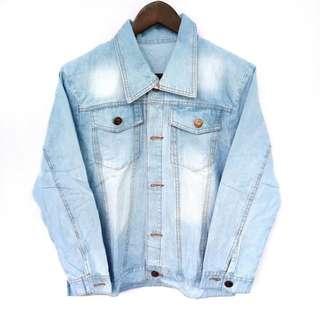 Jacket Jeans New (belum pernah dipakai)