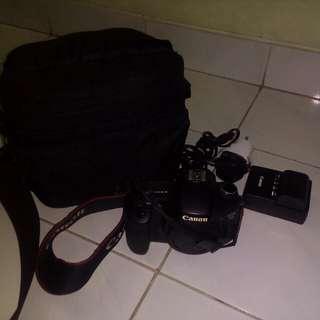 kamera dslr canon 7D body only