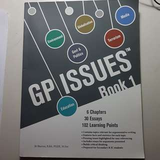 GP ISSUES BOOK 1