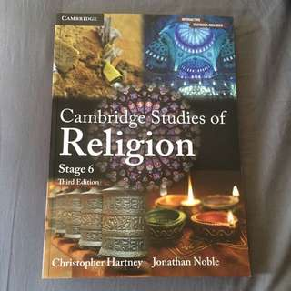 Cambridge Studies of Religion Stage 6