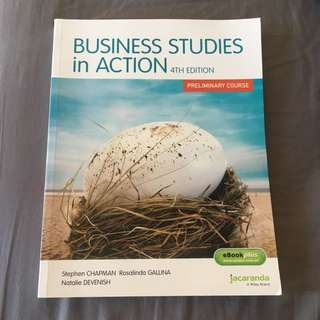 Business Studies Textbook