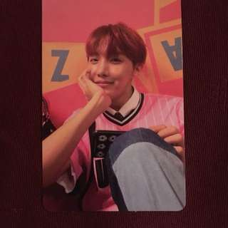 BTS Jhope E version PC Love Yourself