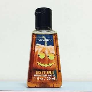 {reserved}Pocketbac Jack O' Pumpkin [anti bacterial hand sanitiser]