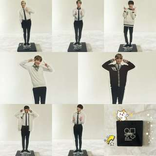 BTS 3rd muster Standee