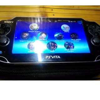 Sony Playstation Vita Phat 3G 3.60 16bg Enzo
