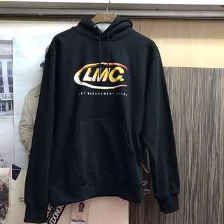 LMC 3D LOGO Hoodie 全新L號
