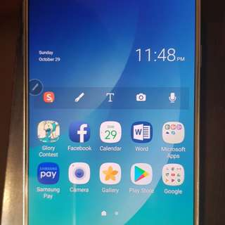 Samsung Galaxy Note 5 (32gb Platinum Gold)