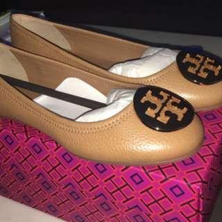 (代放) Tory Burch 全新 鞋 7.5碼 可少議 平賣 特價 平底鞋