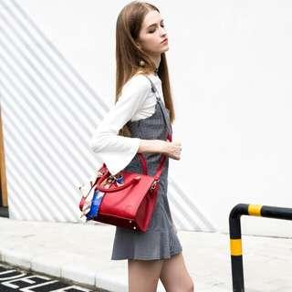 Jolie Bag Merah