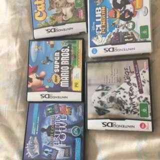 Nintendo DS classics