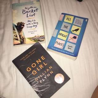 books! bundle