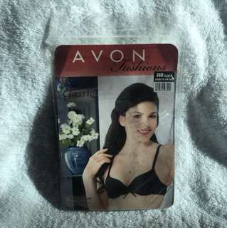 Avon Fashions Jacklyn Underwire Black Bra 36B