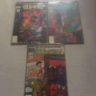 Vintage Comic Slimer! (Ghostbusters)
