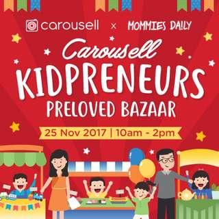 Carousell Kidpreneurs