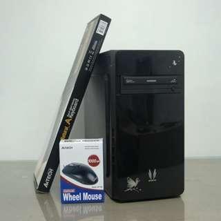 Desktop Computer (Amd Quad Core 3.0ghz athlon 2 x4 640series)
