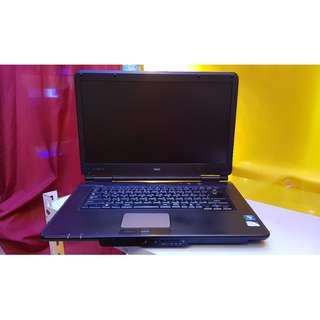 NEC laptop Celeron good for typing browsing movies music NOT for gaming DOTA2!