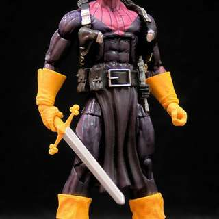 Marvel legends baron zemo
