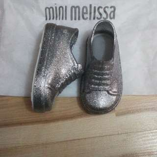 Authentic baby Melissa shoes