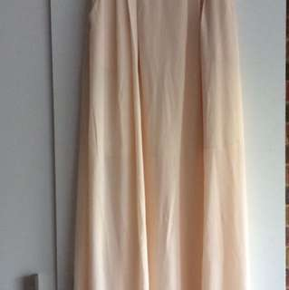 Light pink Valleygirl skirt size 12