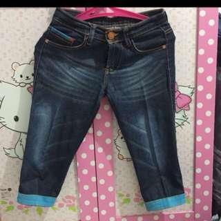 Jeans Hermes 3/4