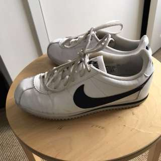 Leather Nike Cortez Sneakers