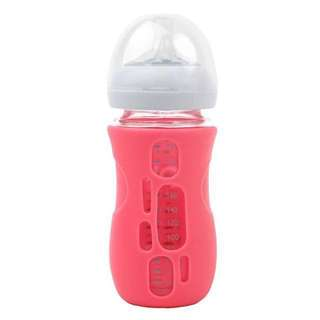 🆕 OLABABY SILICONE SLEEVE FOR AVENT NATURAL GLASS BOTTLE (USA)