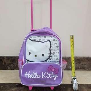 Hello Kitty Pull School Bag