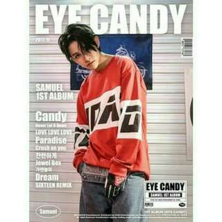 SAMUEL- EYE CANDY