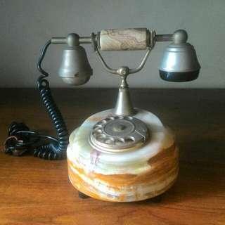 Telepon Putar Jadul Italy