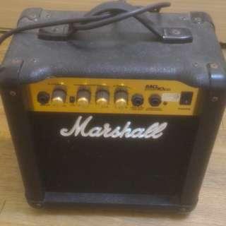 Marshall MG10CD 電吉他專用音箱 二手